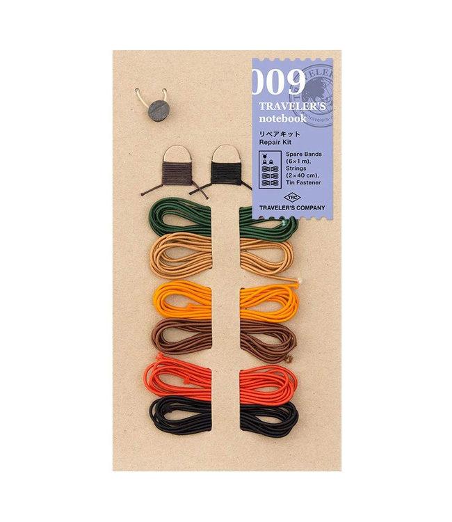 Traveler's notebook - 009. repair kit 6 Colors