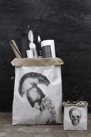 Love Warriors Craft paper bag set  - Stella & Skull