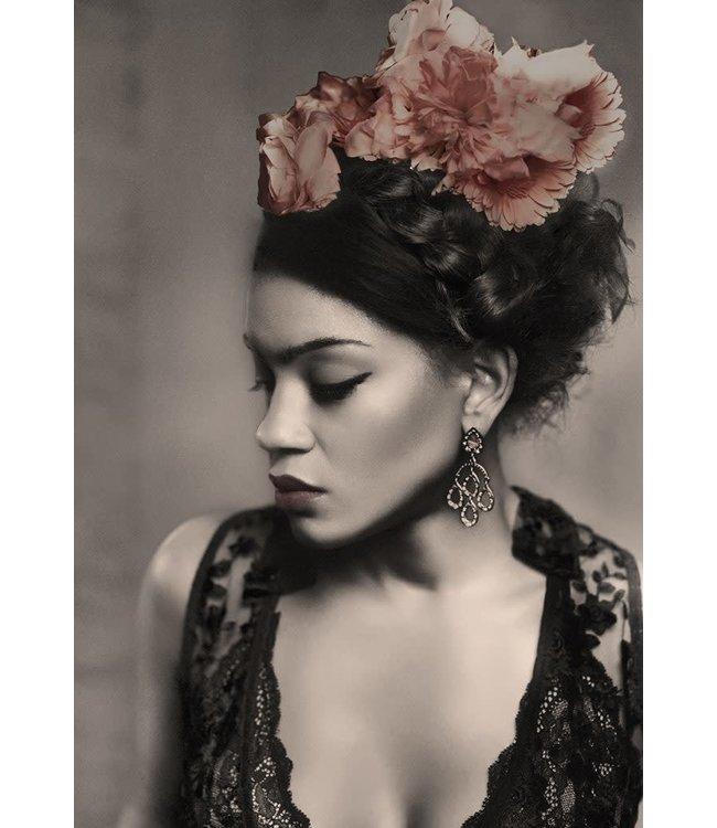 Love Warriors Woman of color - Frida - tyvek