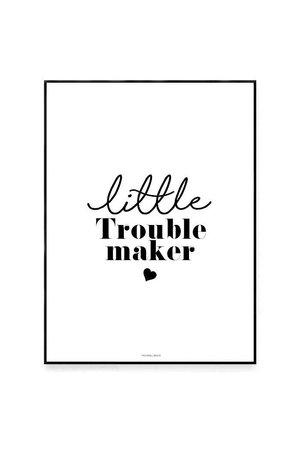 Fashionell Little trouble maker
