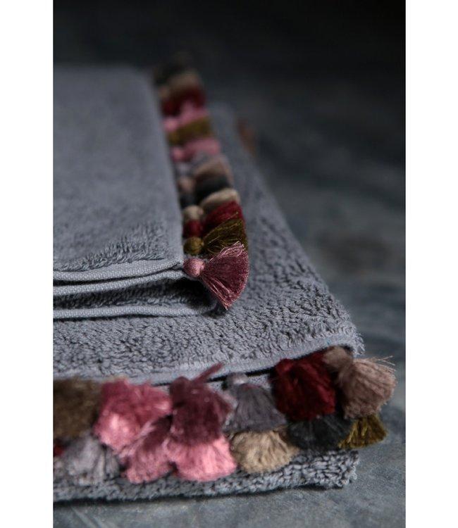 Towel grey Lamu - grigio