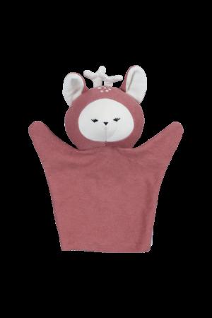 Fabelab Handpop hert