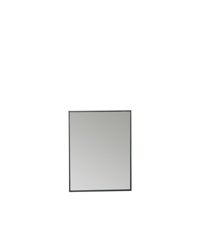 Mirror metal frame 90 cm - phantom