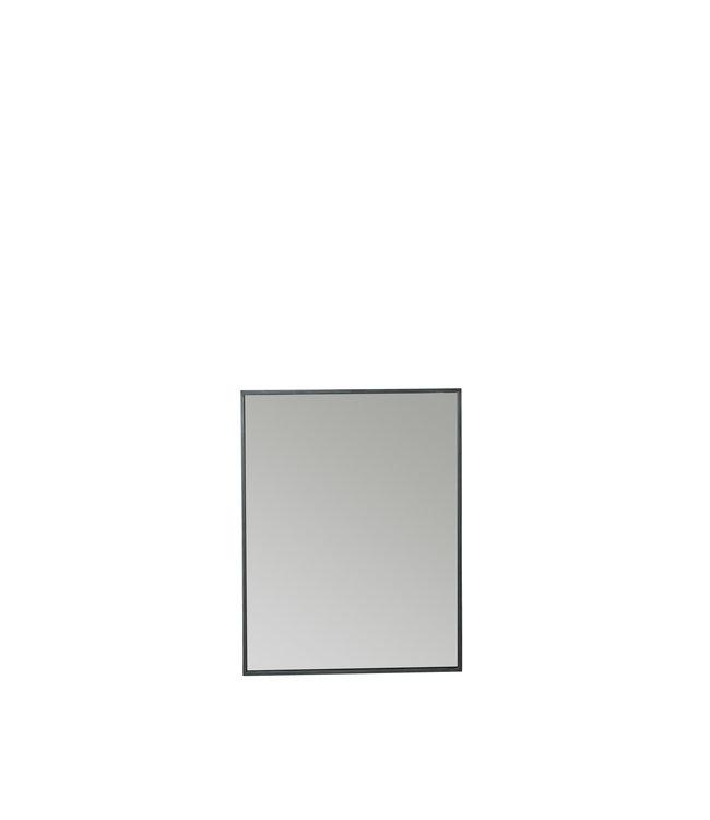 Tine K Home Spiegel metalen frame 90 cm - zwart