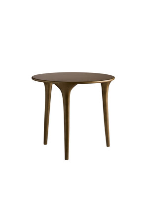 Tine K Home Three-legged coffee table medium - honey glaze