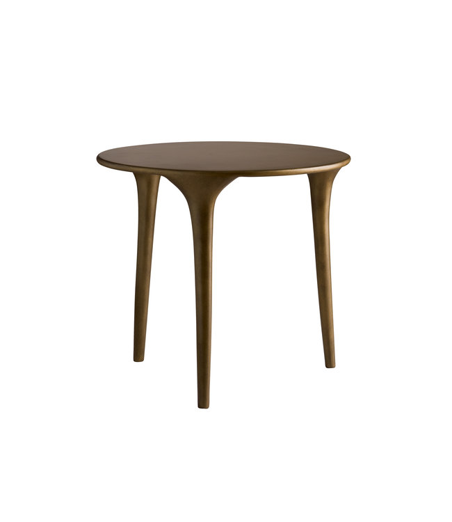 Tine K Home Three-legged coffee table medium - honey glaze