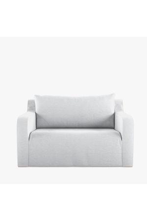 Tine K Home Chair soft L 120 cm, cotton canvas - phantom