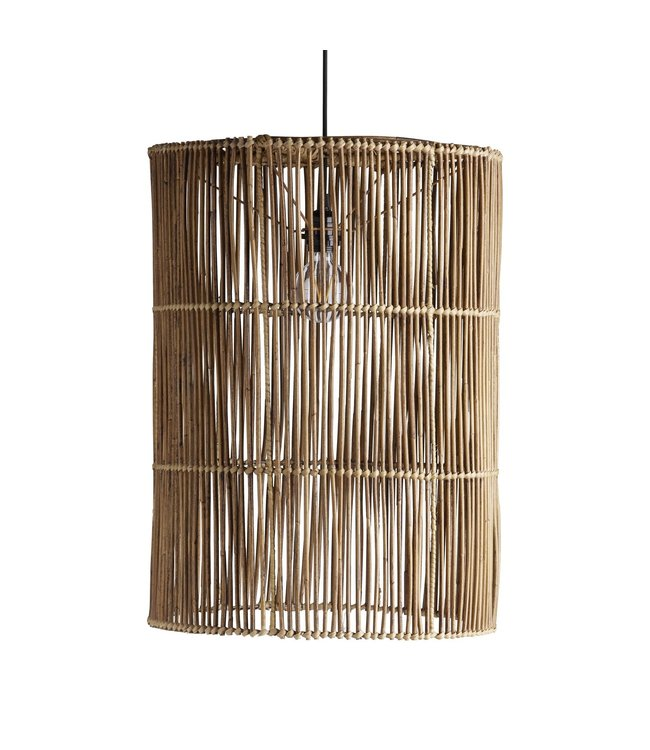 Tine K Home Lampshade in rattan 'hangtube' large