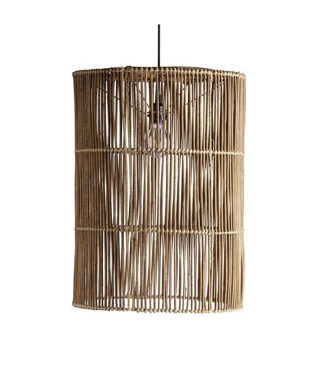 Tine K Home Rotan hanglamp 'hangtube' large