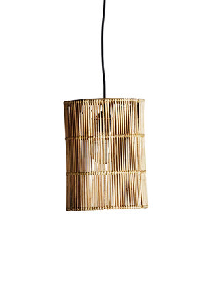 Tine K Home Lampshade in rattan 'hangtube'