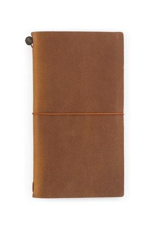 Midori Traveler's notebook - camel
