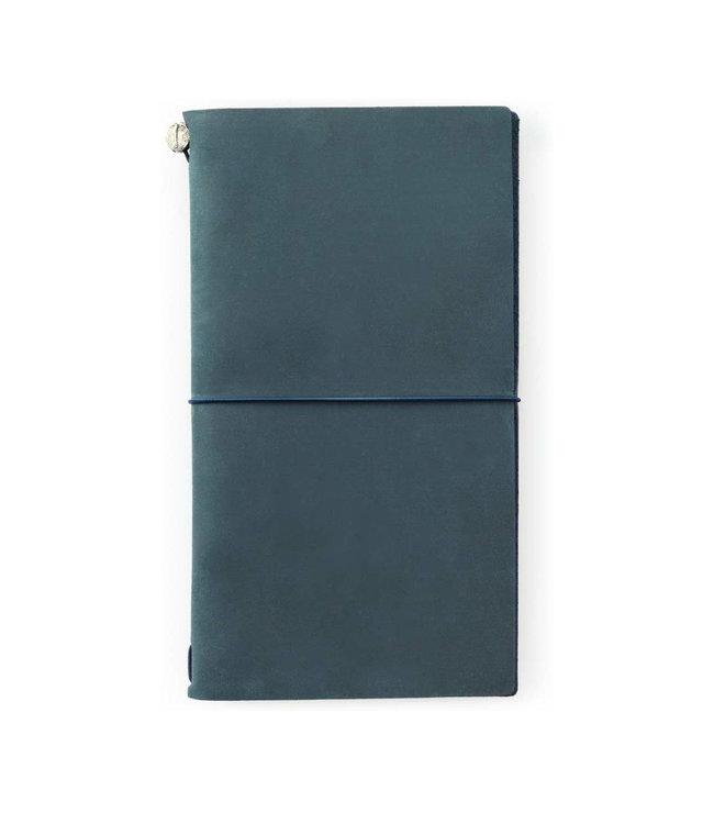 Traveler's notebook - notebook blue