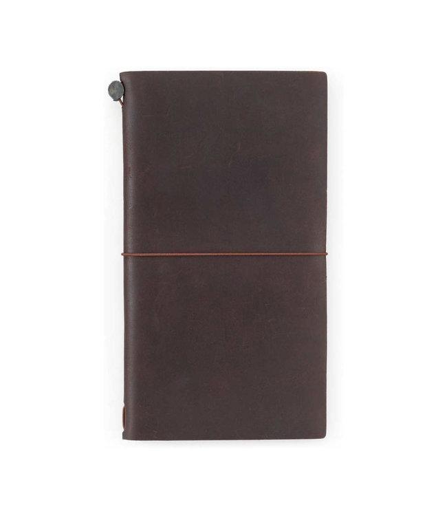 Traveler's notebook - brown