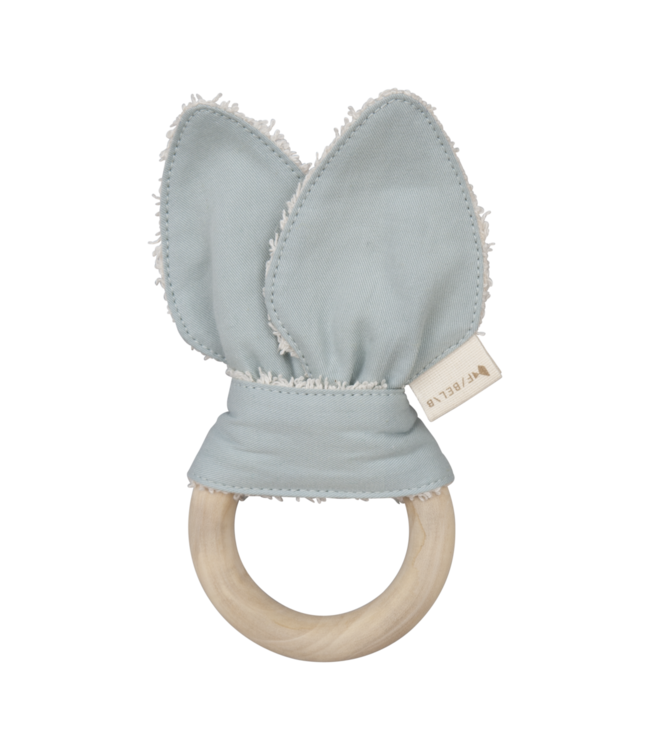 Organic cotton cat teething ring
