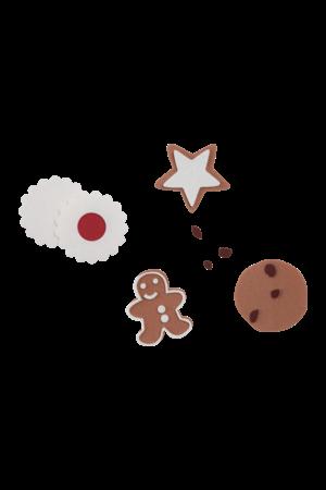 Fabelab DIY - Vilten koekjes