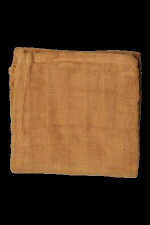 Fabelab Muslin cloth - ochre
