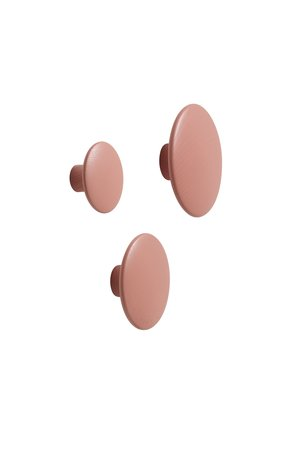 Muuto The Dots - oud roze