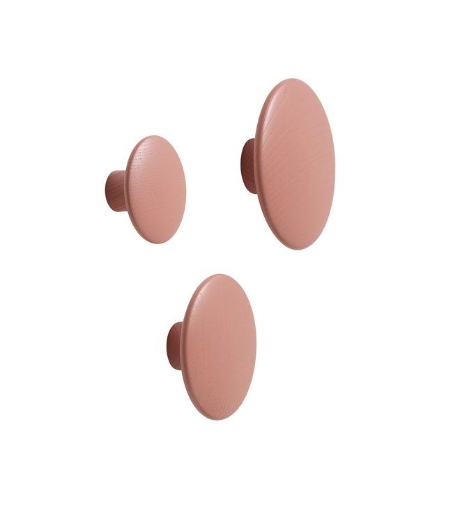 The Dots - oud roze
