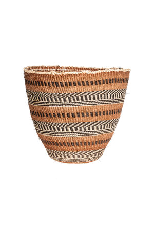 Couleur Locale Sisal basket - earth colors #33