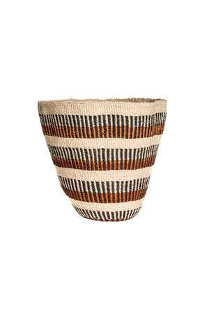 Couleur Locale Sisal basket - earth colors #36
