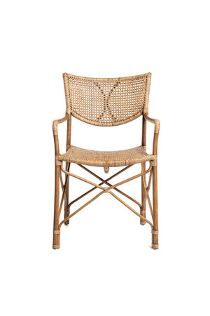 Sabany rattan chair - honey