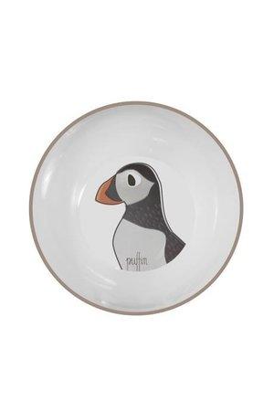 Sebra Melamine bowl - arctic animals