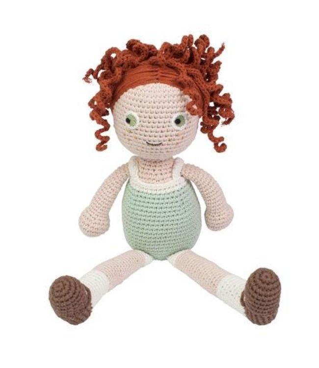 Crochet doll - Hanna
