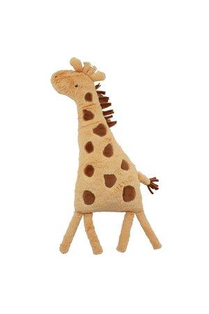 Sebra Plush toy, glenn the giraffe - savannah yellow