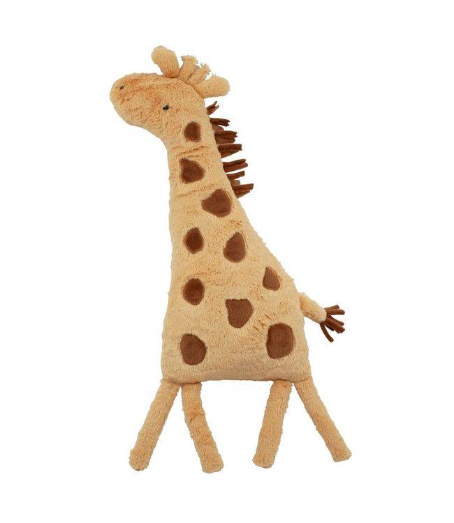 Sebra Glenn de giraf -  savannah yellow