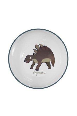 Sebra Melamine bowl - dino