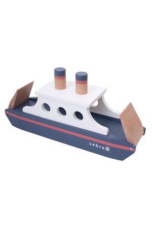 Sebra Houten veerboot