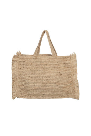 Made in Mada June M bag - natural