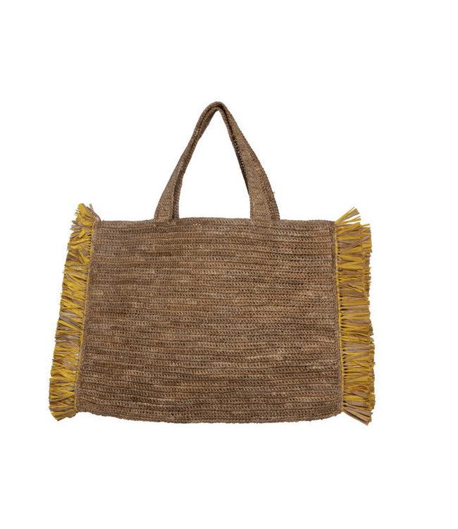 June M bag - jaune