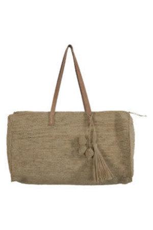 Made in Mada Ivi bag - natural