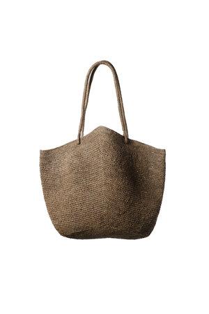 Made in Mada Gemma bag, tea - L