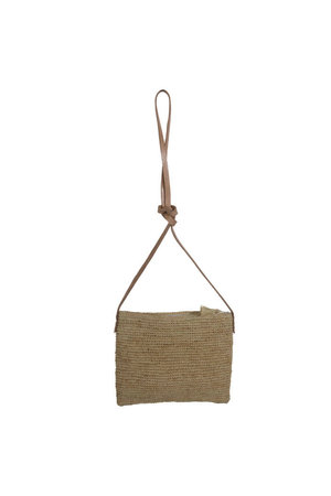 Made in Mada Ivan bag - natural