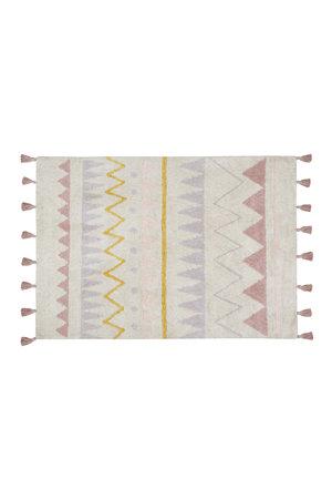Lorena Canals Azteca natural-nude rug