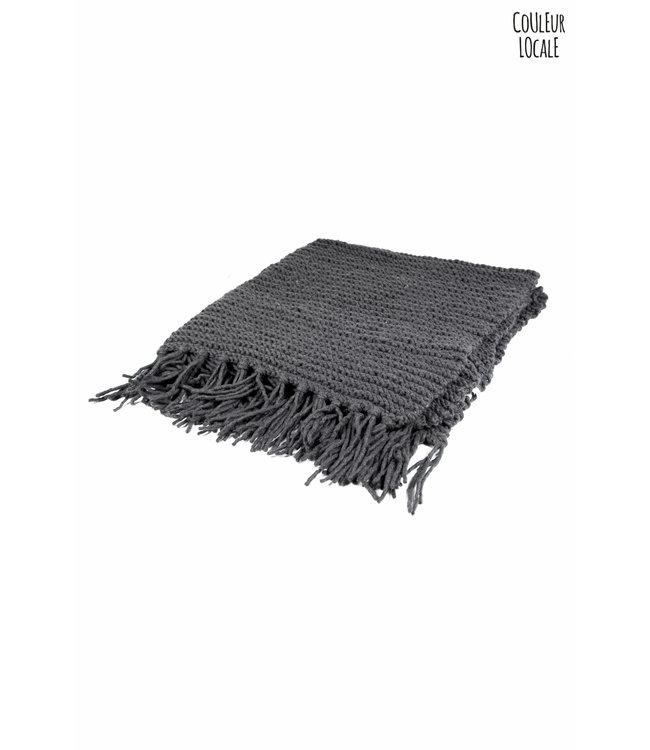Atelier Sukha Blanket lazy jade long
