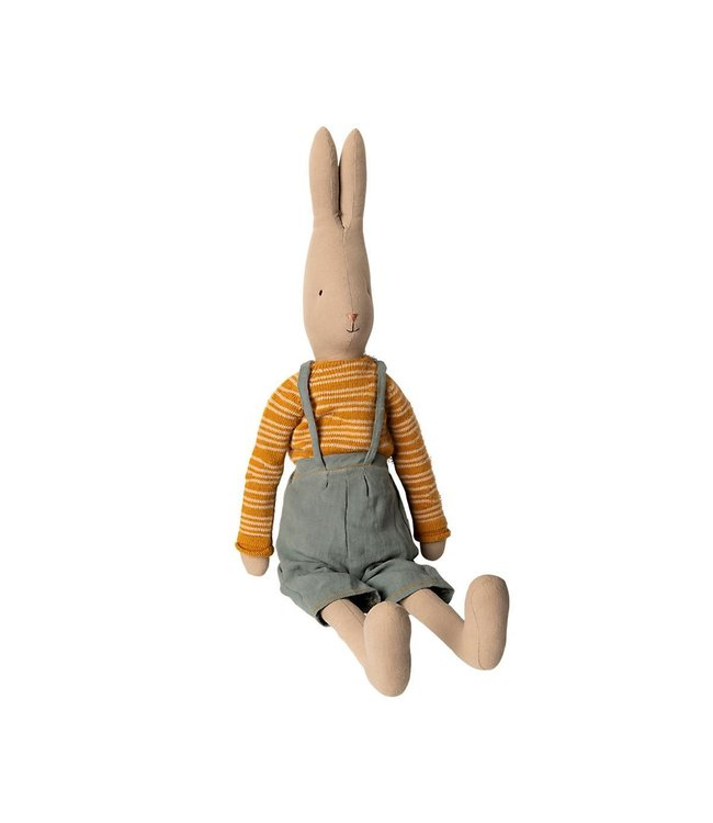 Maileg Bunny size 5, overalls