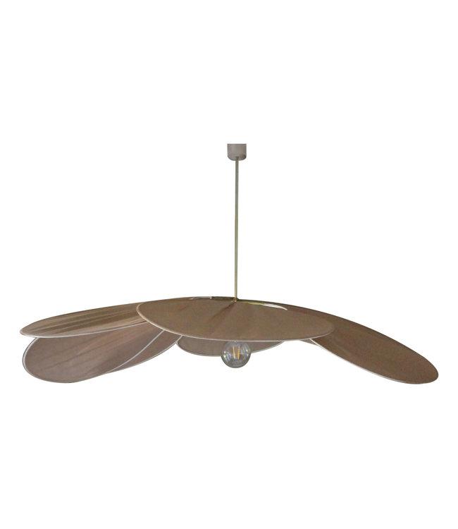Georges Hanglamp Pale - nude ombré - 80cm