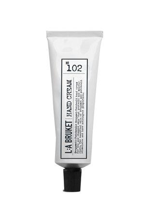 LA Bruket 102 Hand cream bergamot/patchouli - 30 ml