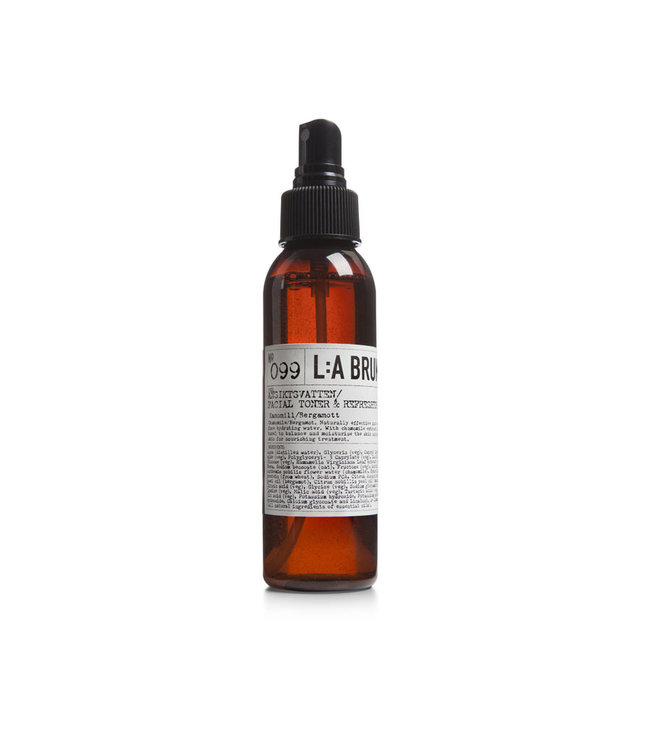 099 Facial toner chamomile/bergamot - 60 ml