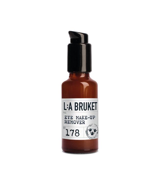 LA Bruket 178 Eye make-up remover - 50 ml