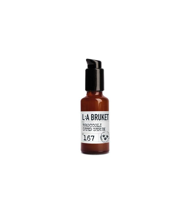 LA Bruket 167 Broccoli seed serum - 30 ml