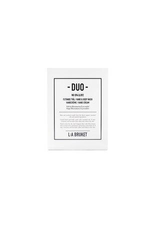 207 Duo-kit Liquid Soap Hand Cream Sage/Rosemary/Lavender 200 ml