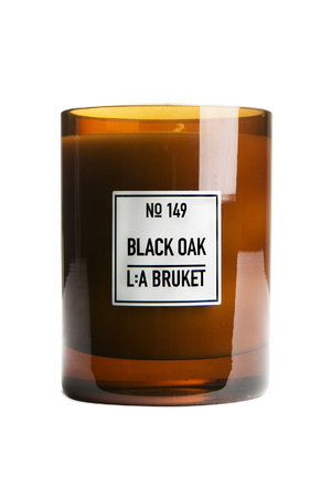 149 Scented Candle Black Oak 260 g