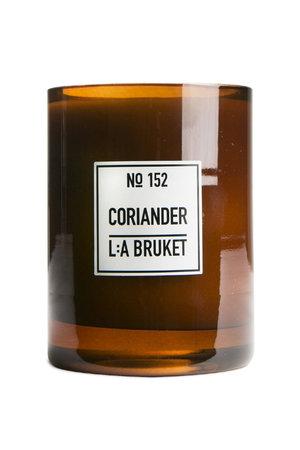 LA Bruket 152 Scented candle coriander - 260 g