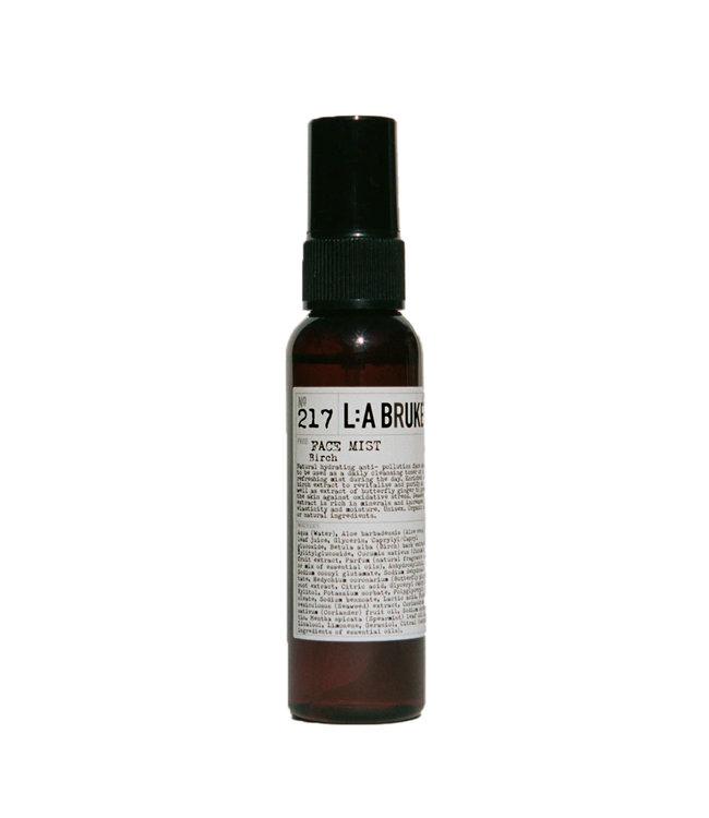 LA Bruket 217 Face mist birch - 60 ml