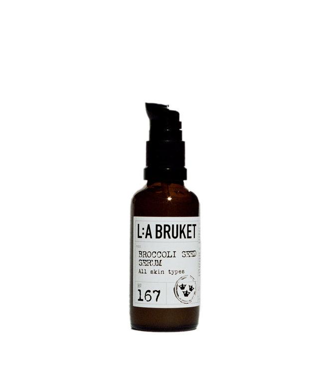 LA Bruket 167 Broccoli seed serum - 50 ml