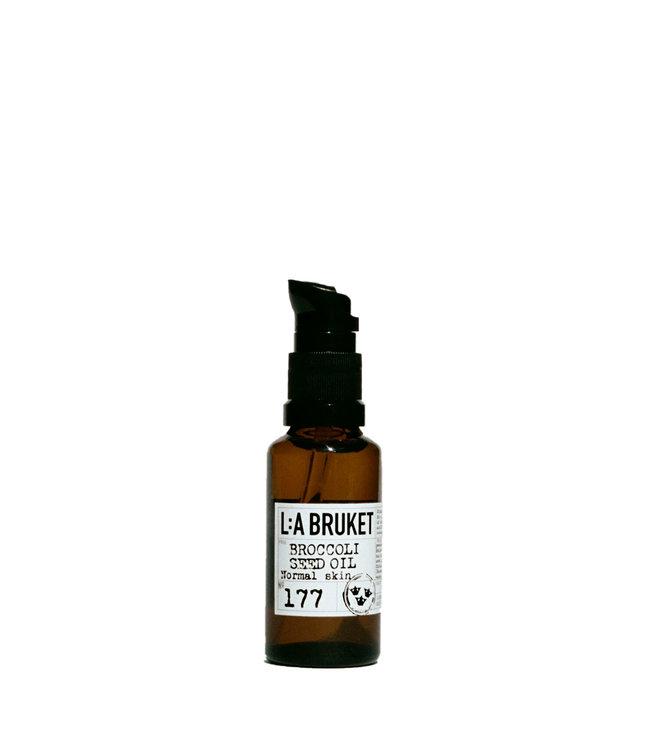 LA Bruket 177 Broccoli seed oil - 30 ml